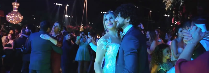 Casamento Niina Secrets e Gui